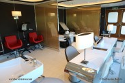 Seabourn Ovation - Salon de coiffure