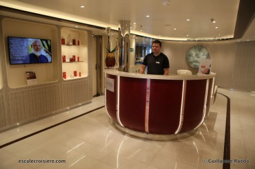 Seabourn Ovation - Spa