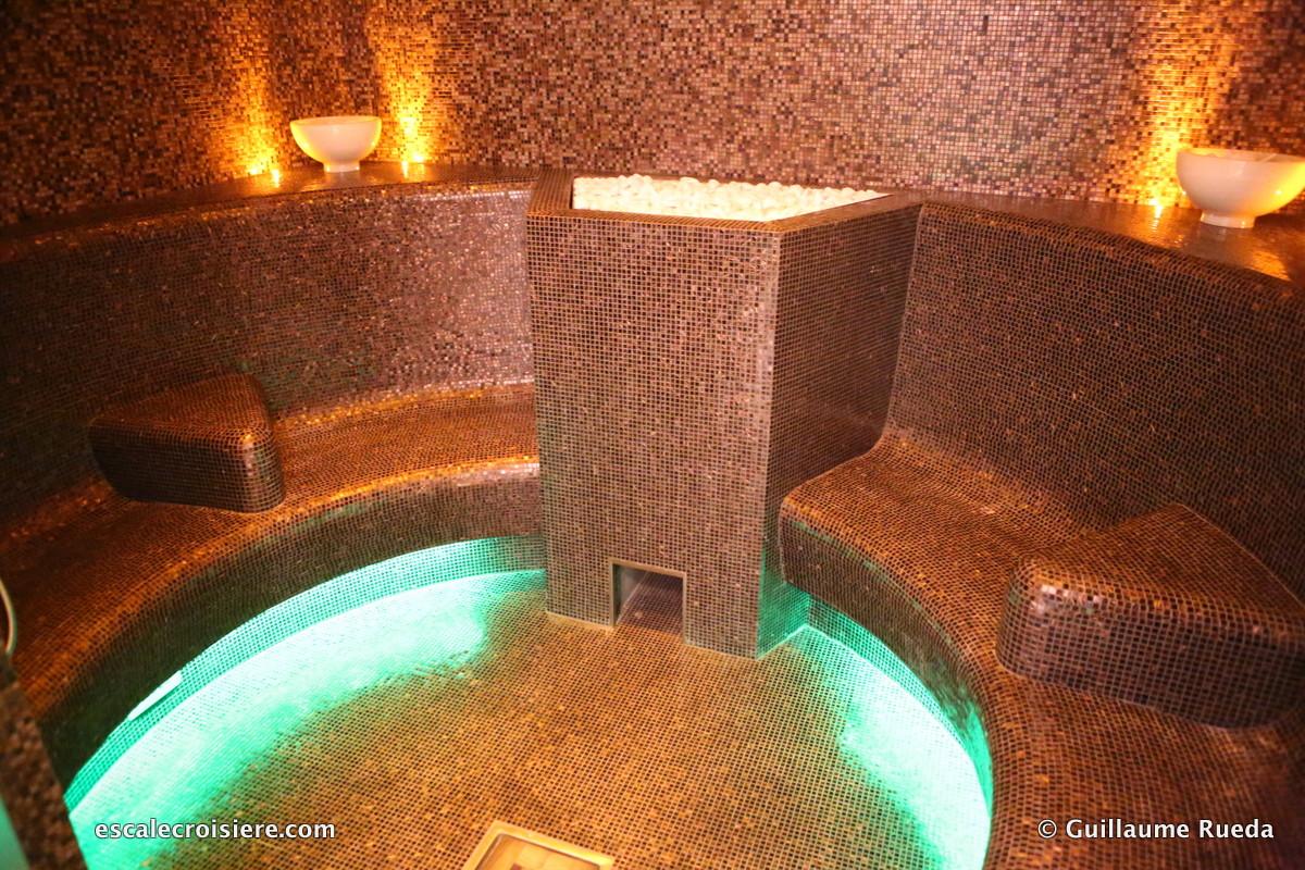 Seabourn Ovation - Spa - Sauna