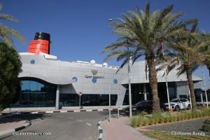 Queen Elizabeth 2 - Gare maritime