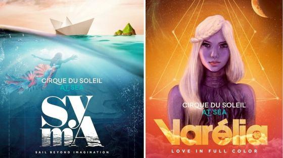 Cirque du Soleil MSC - Syma - Varelia