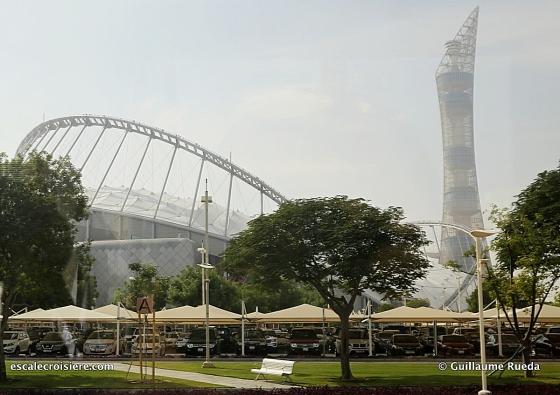 doha - qatar - stade coupe du monde 2022