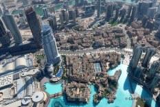 Burj Khalifa - At the Top - Dubaï
