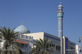 mascate - oman - Mosquée