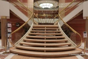 MSC Lirica - Atrium
