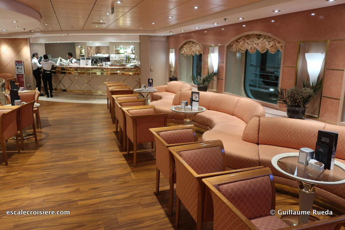 msc lirica - coffee corner
