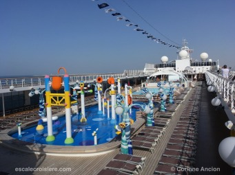 msc lirica - spray park