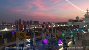 MSC Lirica - Spray Park