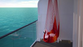 Sea Terrace Cabin - Scarlet Lady - Virgin Voyages 3
