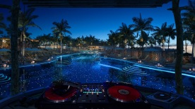 Beach Club - Bimini - Virgin Voyages