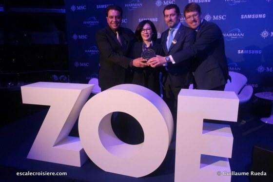 MSC ZOE - Photo de famille