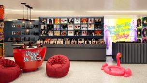 Scarlet Lady - Boutique-Vinyl Voyages