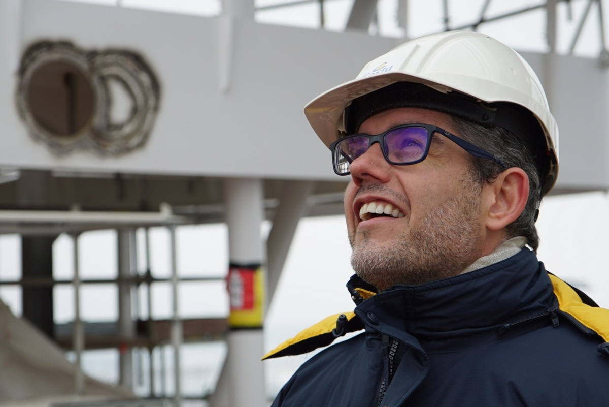 Mise à flot Costa Smeralda - Neil Palomba