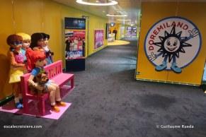 MSC Bellissima - Clubs enfants Doremi