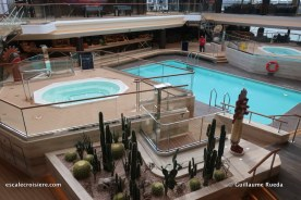 MSC Bellissima - Grand Canyon pool