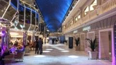 MSC Bellissima - La Galleria Bellissima Sky dome LED