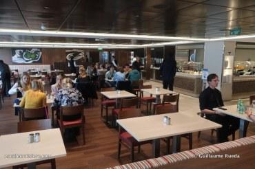 MSC Bellissima - Market place buffet