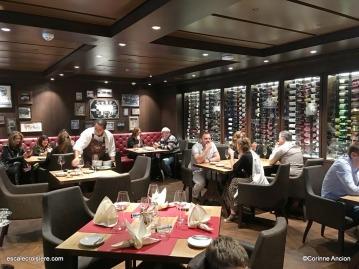 MSC Bellissima - Restaurant Butcher's Cut