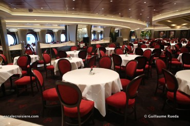 MSC Bellissima - Restaurant Le Cerisier - Il Ciliegio