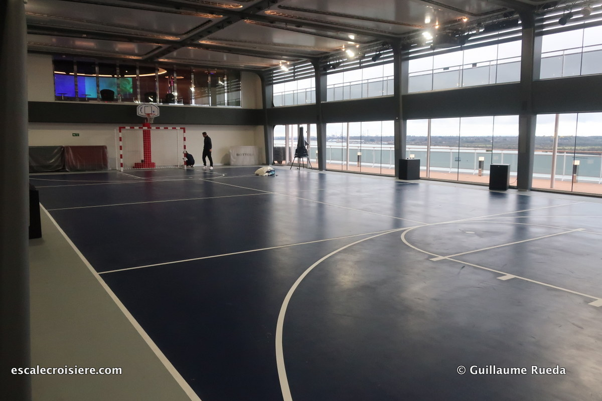 MSC Bellissima - Sportplex