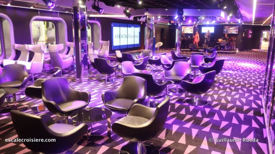 MSC Bellissima - Studio TV & bar