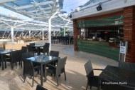 MSC Bellissima Yacht Club Sundeck & Bar