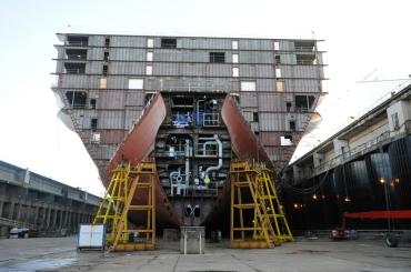 Harmony of the Seas - Construction