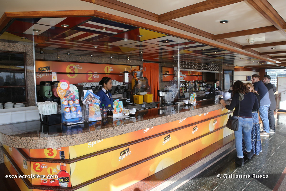 Costa Fascinosa - Bar à Spritz