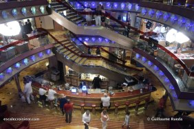 Costa Fascinosa - Bar de l'Atrium