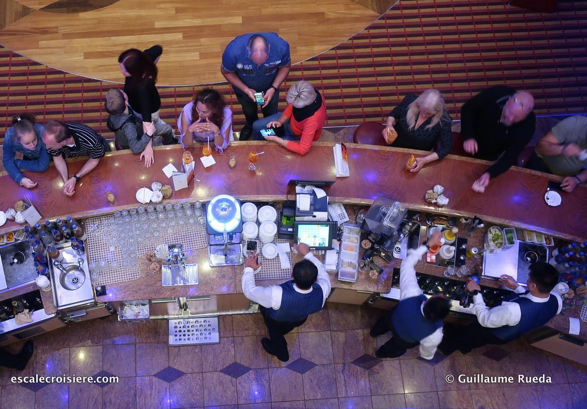 Costa Fascinosa - Bar de l'Atrium
