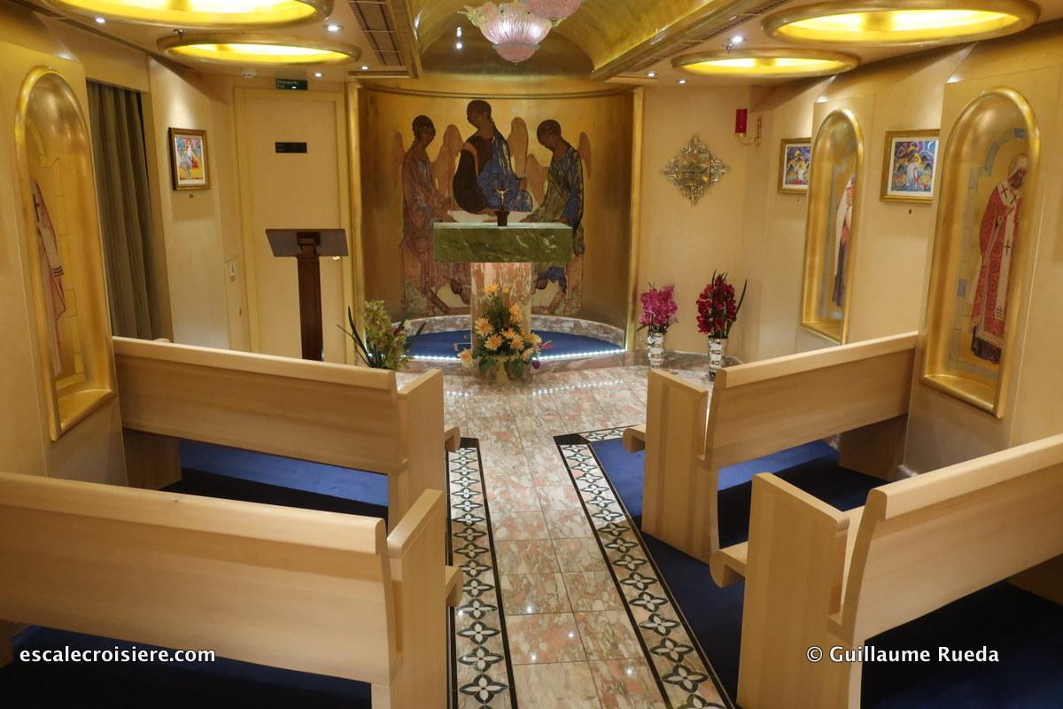Costa Fascinosa - Chapelle
