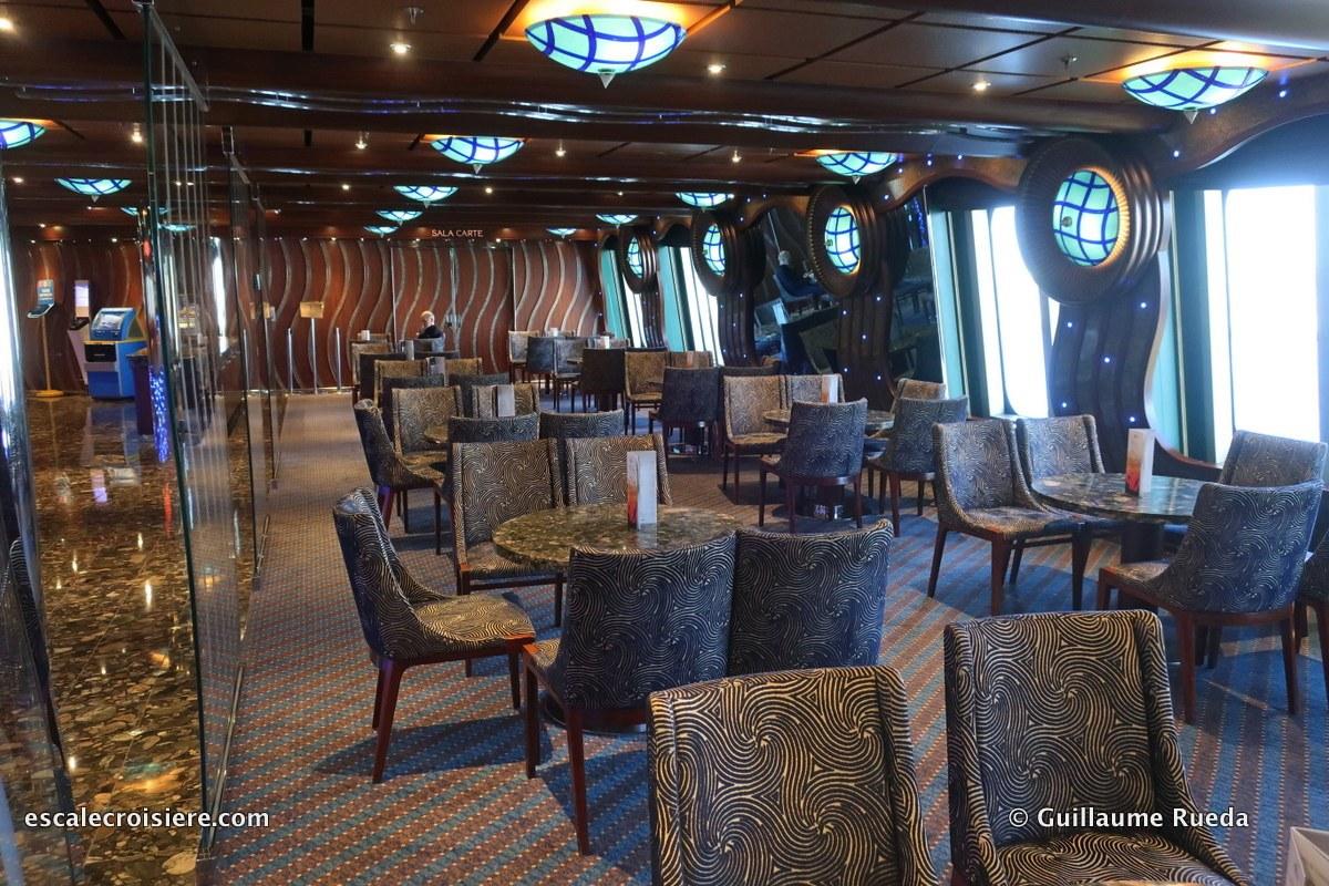 Costa Fascinosa - Grand Bar Topkapi