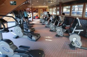 Costa Fascinosa - Salle de sport