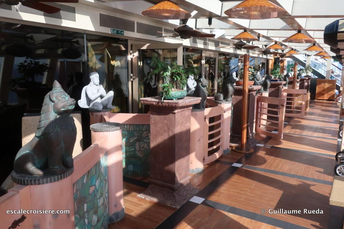 Costa Fascinosa - Samsara Spa - Espace détente
