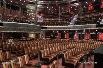 Costa Fascinosa - Theatre
