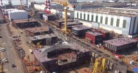 Harmony of the Seas - Construction (3)