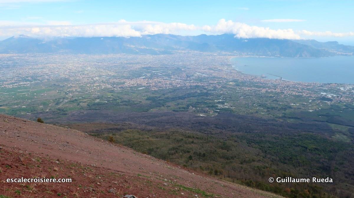 Naples - Vésuve