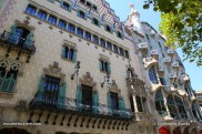 Barcelone - Casa Amatller - Casa Batllo