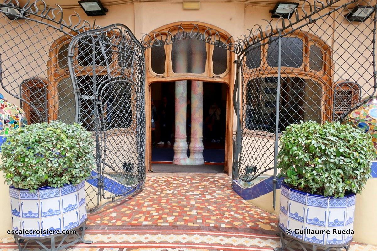 Barcelone - Casa Batllo
