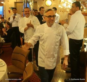 Bruno Barbieri Chef Italien - Costa Croisières