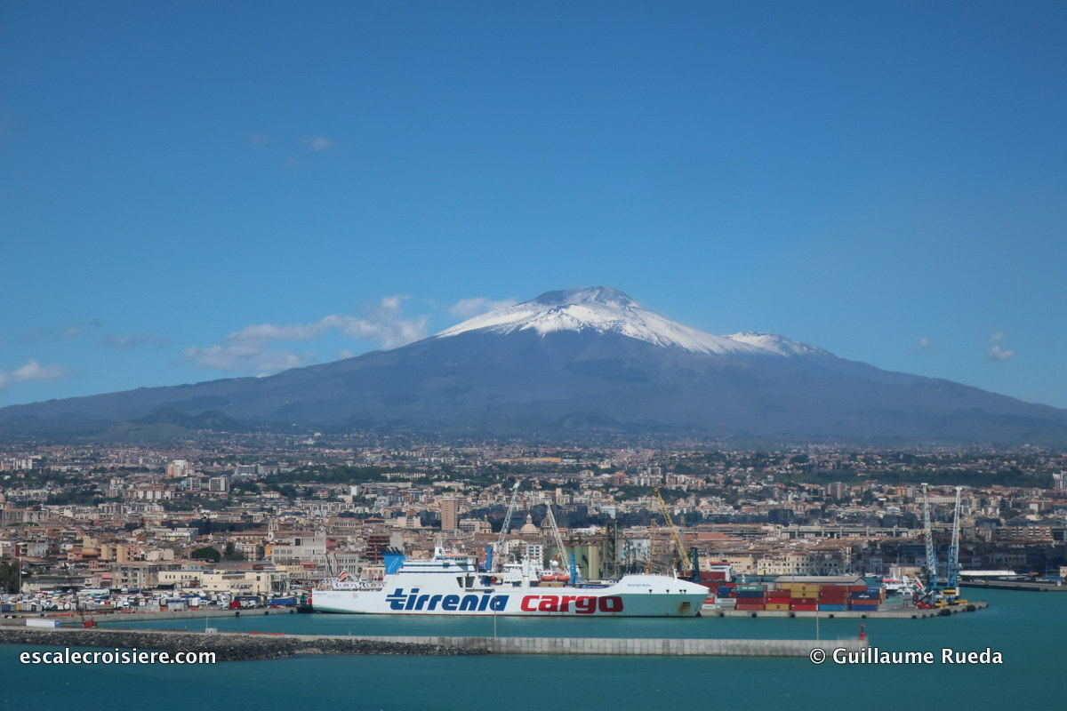 Catane - Etna