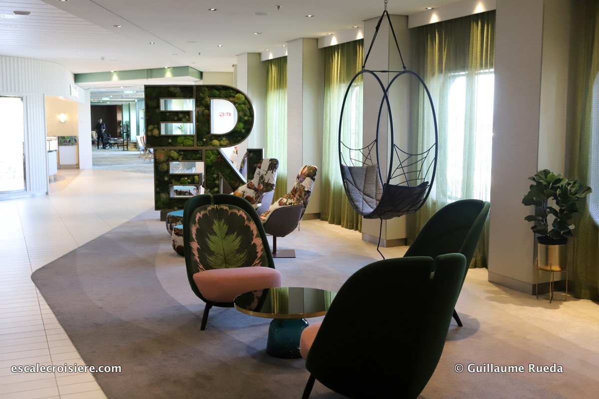 Celebrity Edge - Art & Décoration