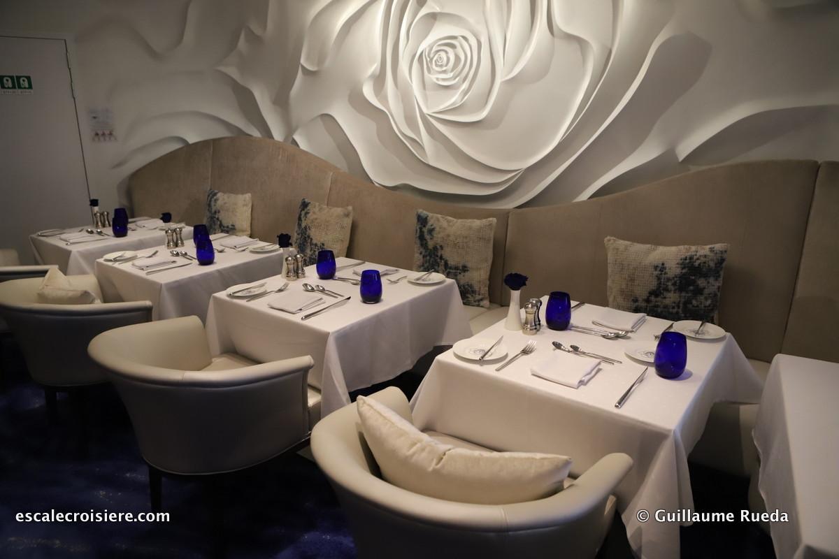 Celebrity Edge - Blu Restaurant