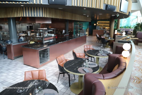 Celebrity Edge - Eden Restaurant