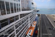 Celebrity Edge - vue depuis le Magic Carpet