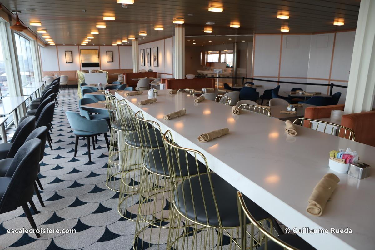 Celebrity Edge - Ocean View Café