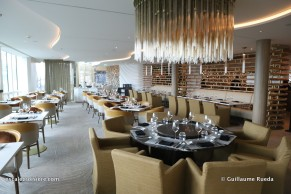 Celebrity Edge - Raw on 5 Restaurant
