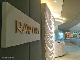 Celebrity Edge - Raw on 5 Restaurant