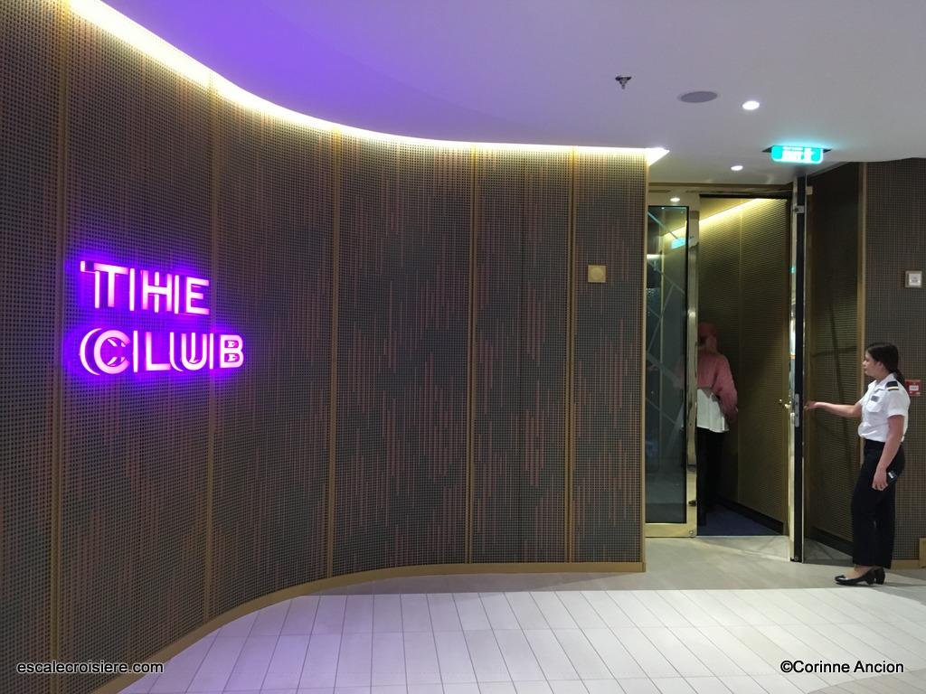 Celebrity Edge - The Club