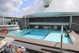 Celebrity Edge - Piscine The Retreat